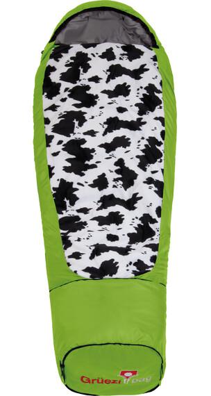 Grüezi-Bag Cow Slaapzak Kinderen bont